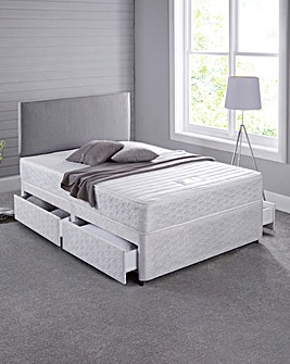 Sweet Dreams Galaxy Memory Topped Divan