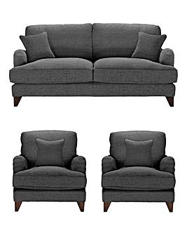 Gosford Three plus Two Chairs