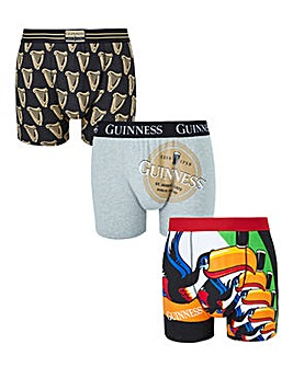 Guinness Pack of 3 Hipsters