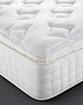 Silentnight Luxury Pillowtop Memory