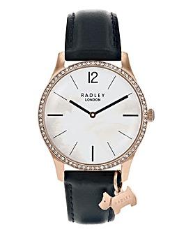 Radley Ladies Millbank Watch - Black