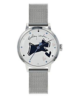 Radley Ladies Mesh Watch - Silver Tone