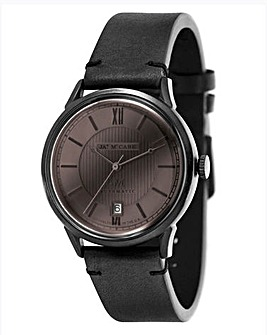 James McCabe Gents Automatic Watch