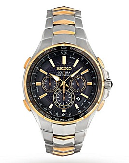 Seiko Gents Solar Radio Controlled Watch