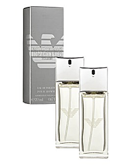 Armani Diamonds 20ml BOGOF