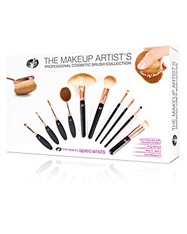 Rio Professional Make Up Brush Set