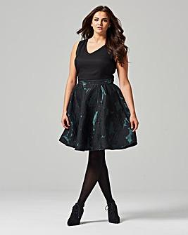 Ax Paris Print Dress