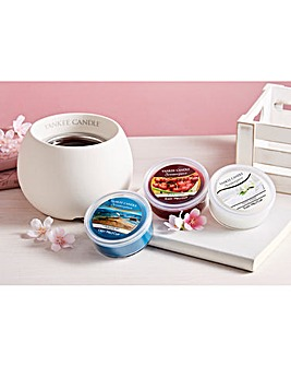 Yankee Candle Elizabeth Scenterpiece Set
