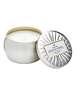 Voluspa Branche Vermeil 4oz Candle Tin