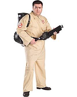 Adult Ghostbusters Plus Size