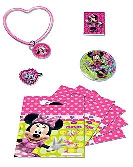 Minnie Mouse Bow-Tique Party Favour x 12