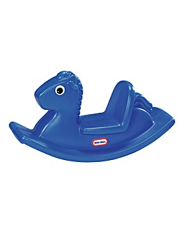 Little Tikes Blue Rocking Horse