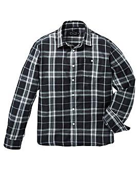 Label J Large Checked Shirt Regular