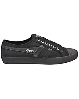 Gola Coaster retro canvas trainers