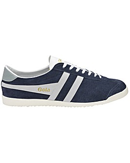 Gola Bullet Suede retro lace up trainers