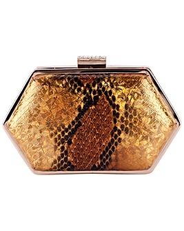 Claudia Canova Hexagonal Pearlescent Box