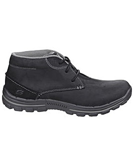 Skechers Braver Horatio Lace Up Boot