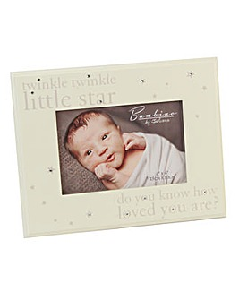 Twinkle Little Star Photo Frame