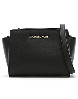 Michael Kors Mini Winged Messenger Bag