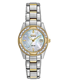 Citizen Ladies Eco-Drive Regent Watch