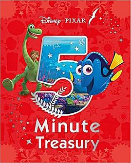 Pixar 5 Minute Treasury
