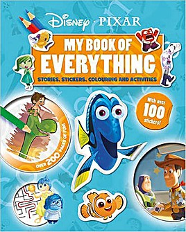 Pixar My Book of Everything