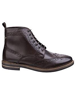 Base London Hurst Leather Mens Boot