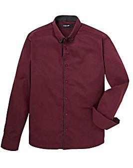 Black Label Plain Front Shirt R