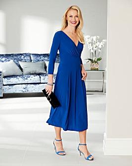 Joanna Hope Jersey Dress 47in