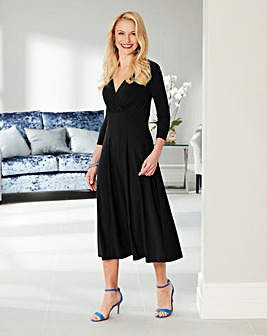Joanna Hope Jersey Dress 47in