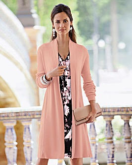 Together Longline Cardigan
