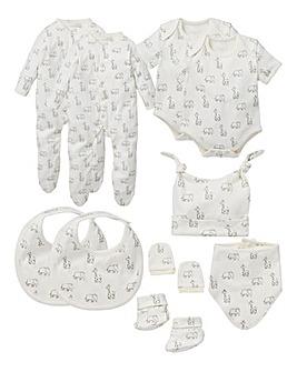 KD Baby 10 Piece Starter Pack