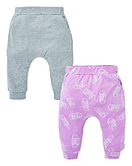Converse Baby Girl Pack of Two Joggers