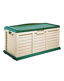 Large Storage Box With Sit On Cover