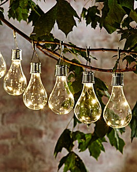 Solar Light Bulb 6 pack