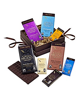 Green & Blacks Chocolate Lovers Gift