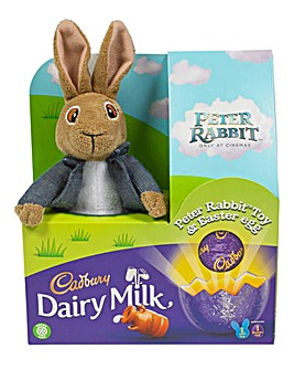 Peter Rabbit Plush & Egg