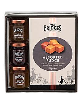 Mrs Bridges Assorted Fudge & Mini Pack