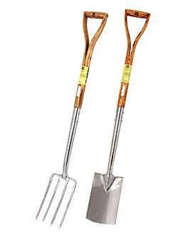 National Trust Fork & Shovel