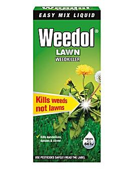 Weedol Lawn Weedkill Easy Mix Liquid 1L