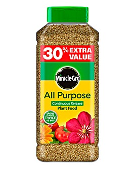 Miracle-Gro Plant Food 1K+30% Twin Pack