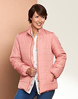 Plain Padded Jacket