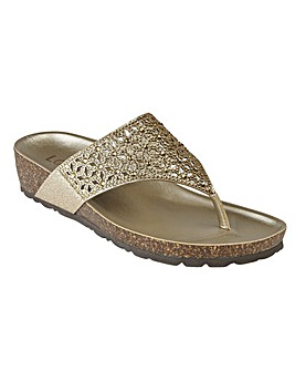 LOTUS FORSETTI CASUAL SANDALS