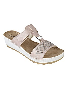 LOTUS TREZZINI CASUAL SANDALS