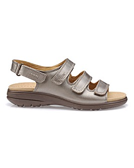 Hotte Sophia Wide Fit Ladies Sandal