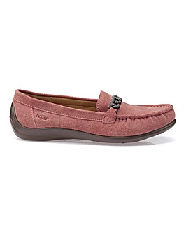 Hotter Eternity Moccasin Shoe