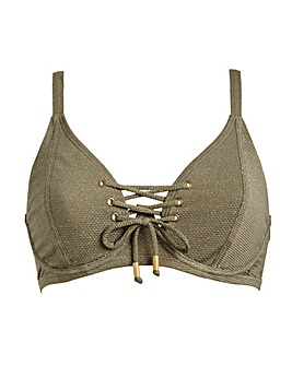 Pour Moi Barcelona Underwired Rope Top