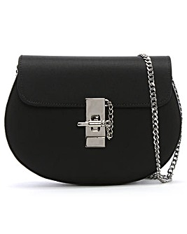 Daniel Affect Satin Shoulder Bag