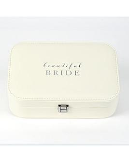 Beautiful Bride Jewellery Box