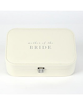 Mother Of The Bride Jewellery Box